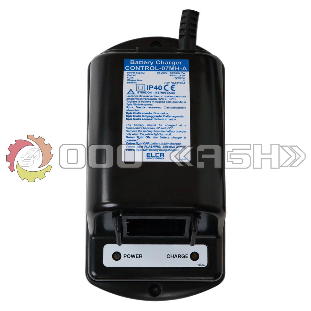 Зарядное устройство ELCA CONTROL-07MH-A