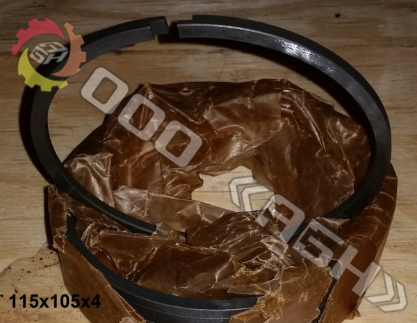 Поршневое кольцо 110x100x4