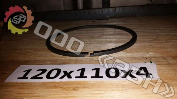 Поршневое кольцо 120x110x4