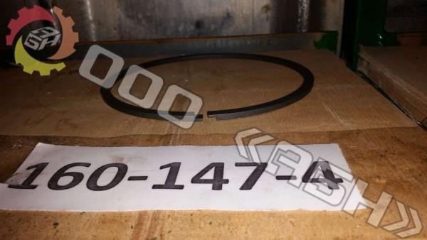 Поршневое кольцо 160x147x4