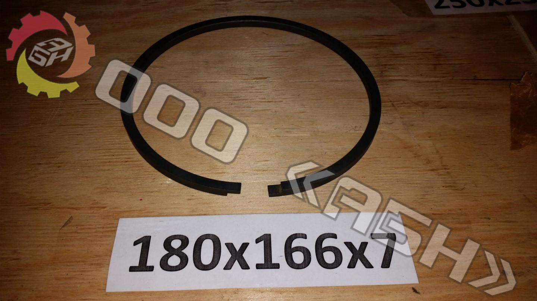 Поршневое кольцо 180x166x7