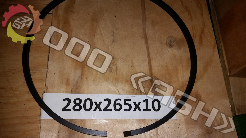 Поршневое кольцо 280x265x10
