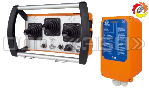 Пульт управления для бетононасоса HBC Radiomatic FST 524 Spectrum 2