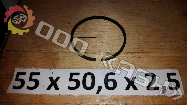 Поршневое кольцо 55×50,6×2,5