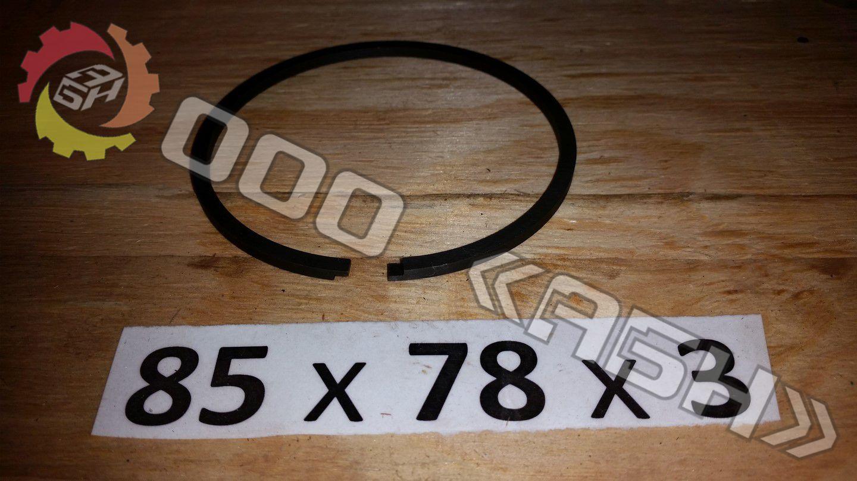 Поршневое кольцо 85x78x3