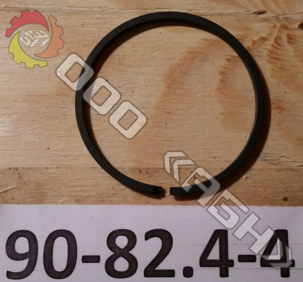 Поршневое кольцо 90x82x4