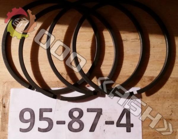 Поршневое кольцо 95x87x4