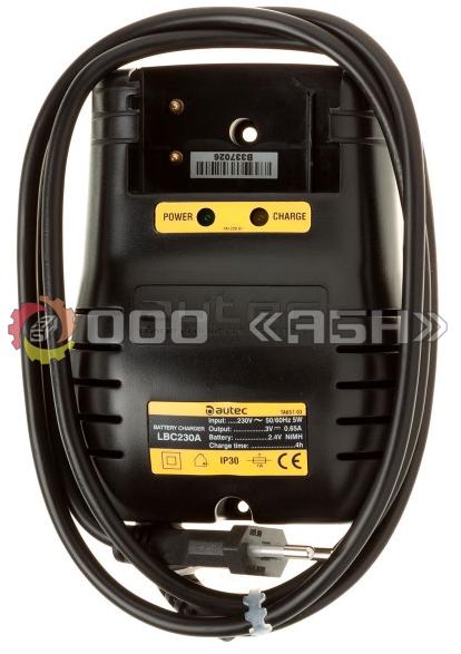 Зарядное устройство Autec LBC230A / LBC825A