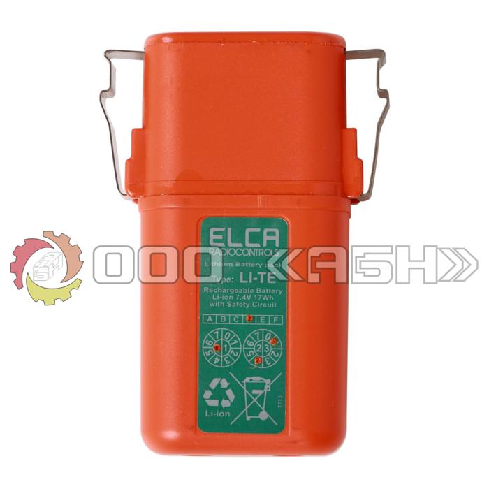 Аккумулятор ELCA LI-TE