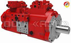 Гидравлический насос Kawasaki K3VG180DT