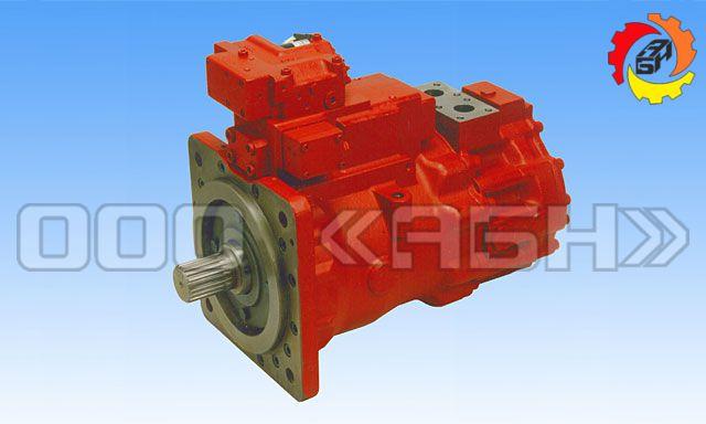 Гидравлический мотор Kawasaki M3X530