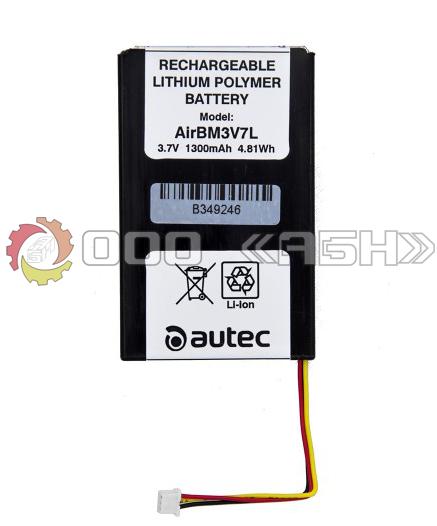 Аккумулятор Autec AIRBM3V7L