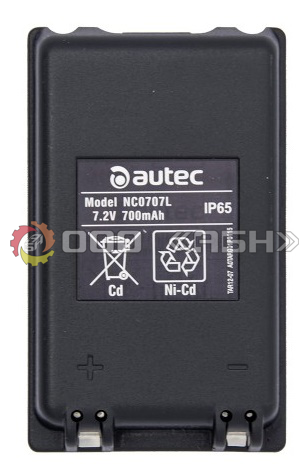 Аккумулятор Autec NC0707L