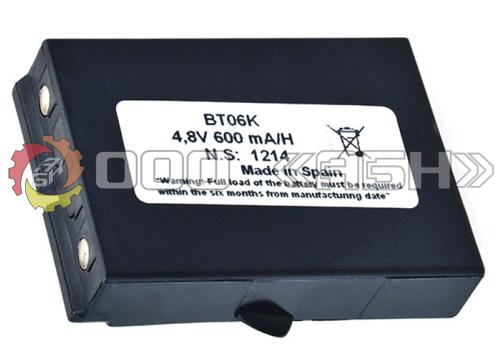 Аккумулятор IKUSI BT06K