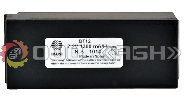 Аккумулятор IKUSI BT12