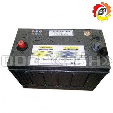 Аккумулятор залит. 110Ah (нак. клем.) New Holland (B510259 / BMF31GW / BNH31TSW / F775DSW)