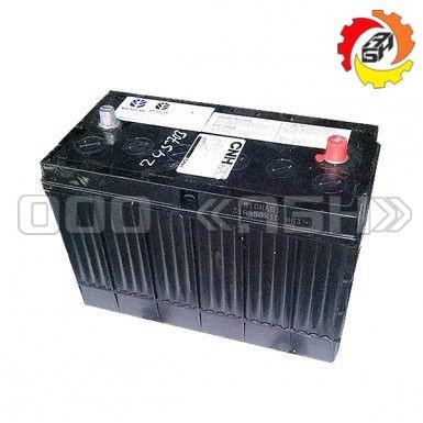Аккумулятор CNH 110Ah (нак. клем., сухозар.), T8.390/T8040-50/MX285/310/335/340 (BMF31G)