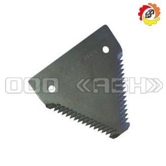 Сегмент ножа жатки New Holland  (87728905)