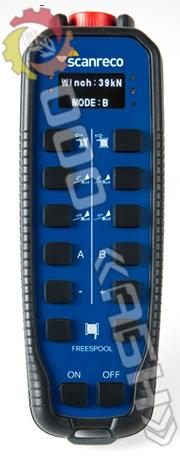 Пульт управления для промышленных кранов Scanreco Rocket Flex Transmitter