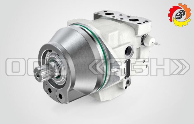 Гидравлический мотор Liebherr FMV100
