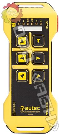 Пульт управления для строительной и сельскохозяйственной техники Autec LK NEO 6