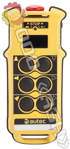 Пульт управления для промышленных кранов Autec MK 06