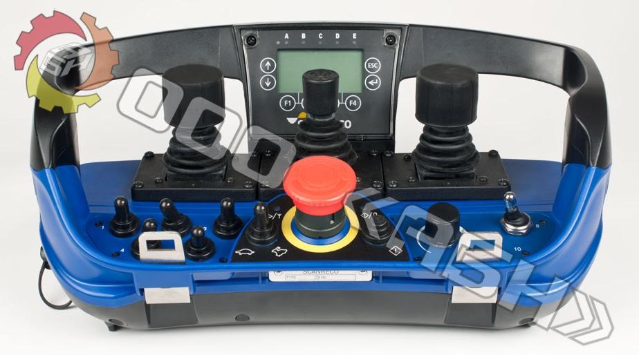 Пульт управления для бетононасоса Scanreco Maxi Transmitter