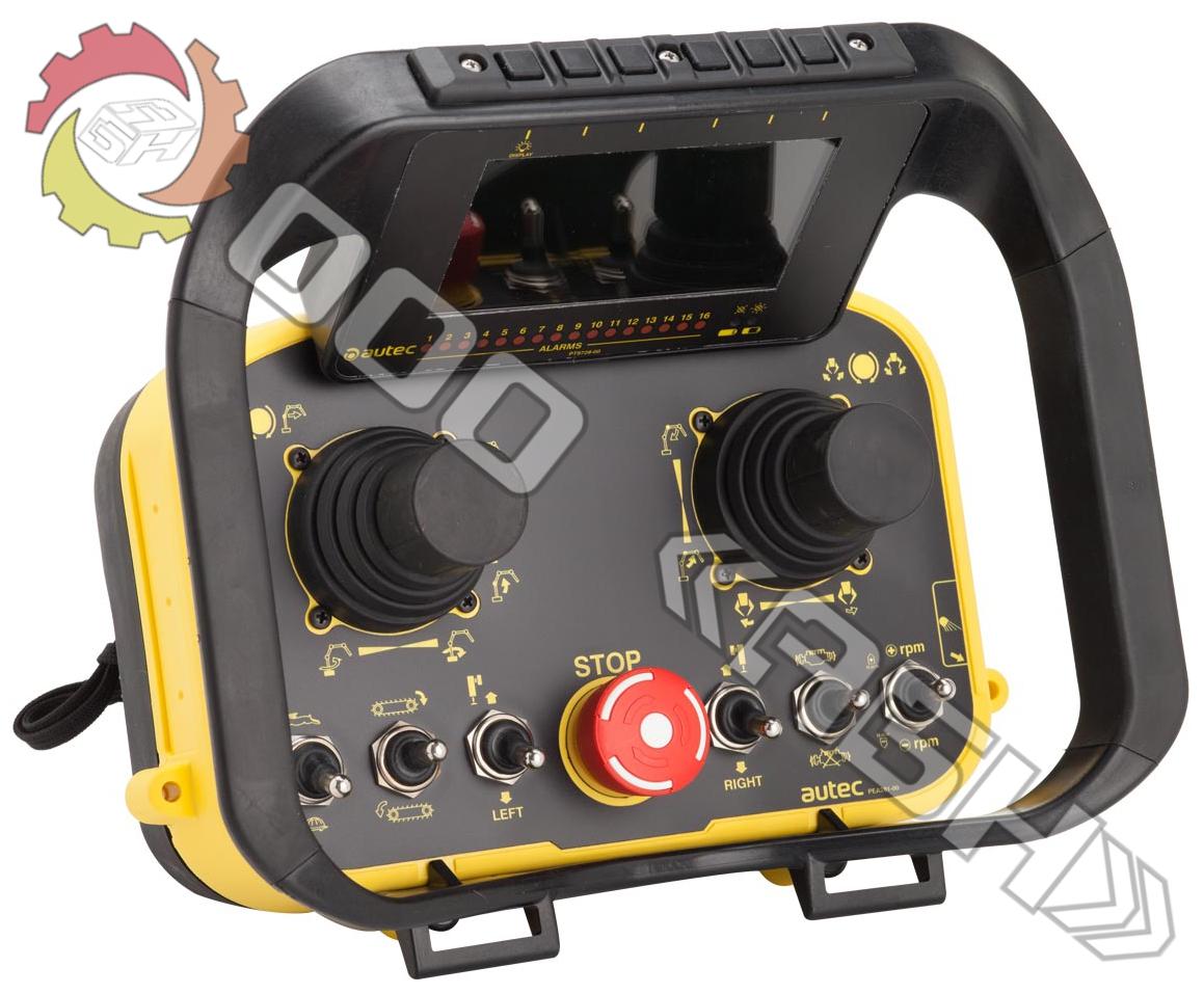 Пульт радиоуправления для бетононасоса Autec FJR