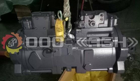 Гидравлический насос Kawasaki K3V112DT-1CMR-9C79+F