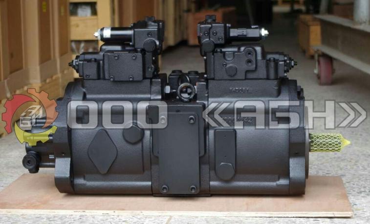 Гидравлический насос Kawasaki K3V112DTP1CER-9C9N-V