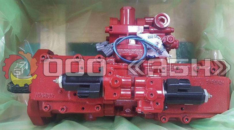 Гидравлический насос Kawasaki K3V63DTP-1R9R-9C2J-1+F
