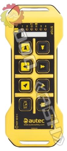 Пульт управления для строительной и сельскохозяйственной техники Autec LK NEO 8