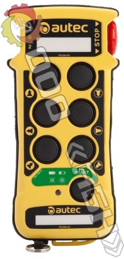 Пульт управления для промышленных кранов Autec LK 6