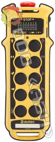 Пульт управления для промышленных кранов Autec MK 10