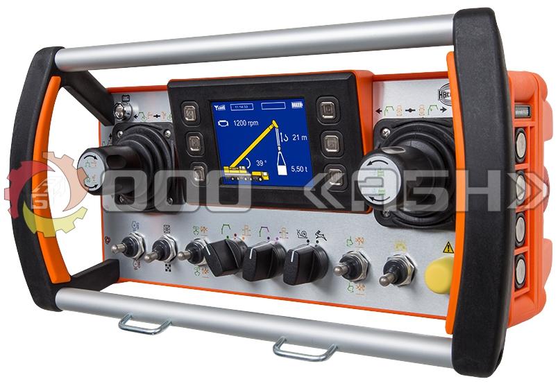 Пульт управления для строительной и сельскохозяйственной техники HBC Radiomatic Spectrum D