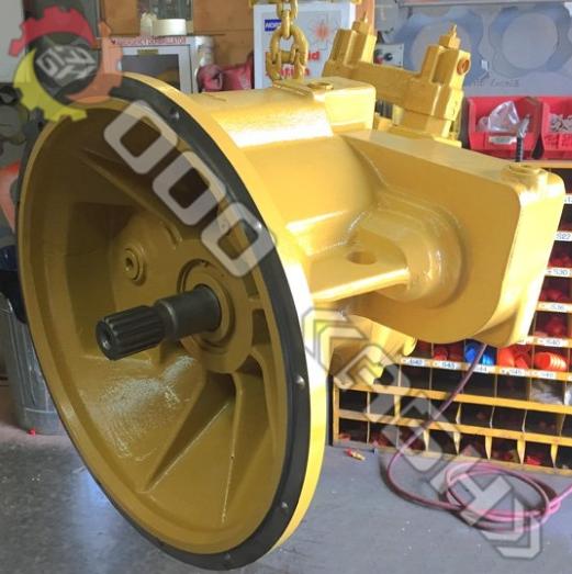 Гидравлический насос Bosch Rexroth A8VO160LA1GLA2/60R1-NZG05K42
