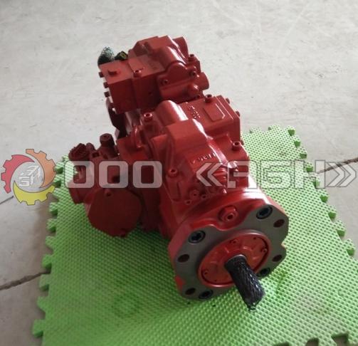 Гидравлический насос Kawasaki K3V63DTP12MP-9N5D