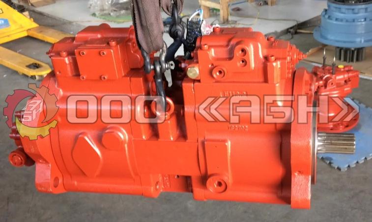 Гидравлический насос Kawasaki K3V112DT-1CER9C32-2CL