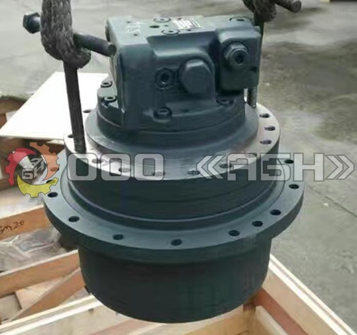 Гидравлический мотор Kayaba MAG-18VP-350F-4
