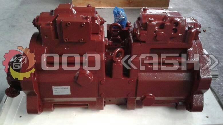 Гидравлический насос Kawasaki K5V140DTP1E9R-9N02-1