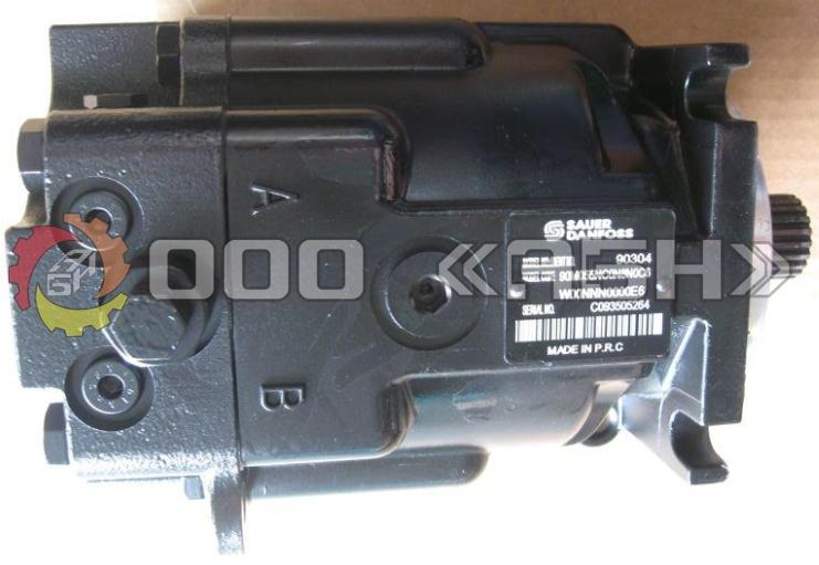 Гидравлический мотор Sauer Danfoss 90M055NC0N8N0S1W00 NNN000024