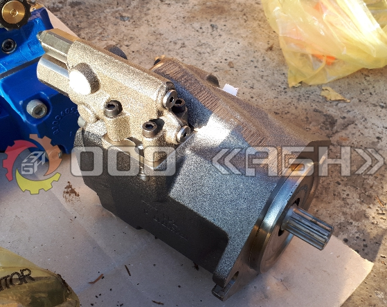 Гидравлический насос Bosch Rexroth A10VNO85DRF/53L-VSD62N00