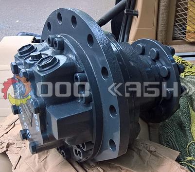 Гидравлический мотор Bosch Rexroth MCR3A400A45Z32B2M1L12F2S0382W