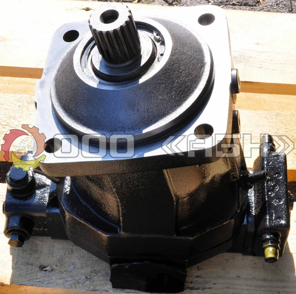 Гидравлический мотор Bosch Rexroth A6VM160HA1D/63W-VZB380A-SK