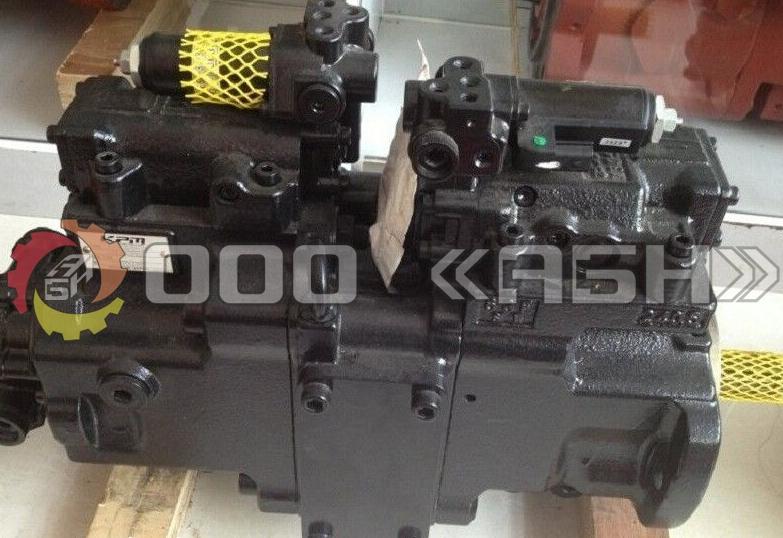 Гидравлический насос Kawasaki K7V63DTP112R-0E13-VC