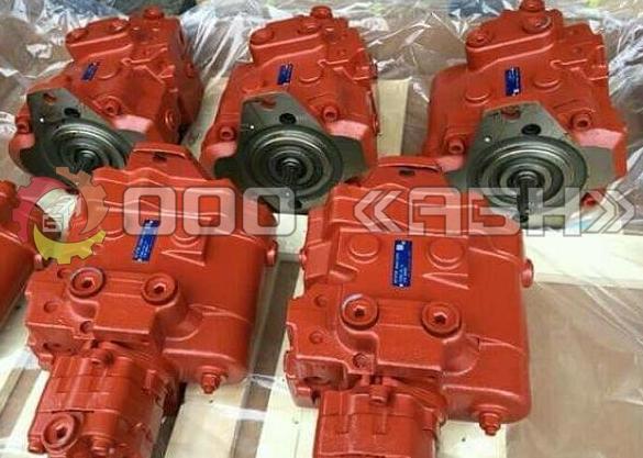Гидравлический насос Kayaba PSVL-42CG KX121-3