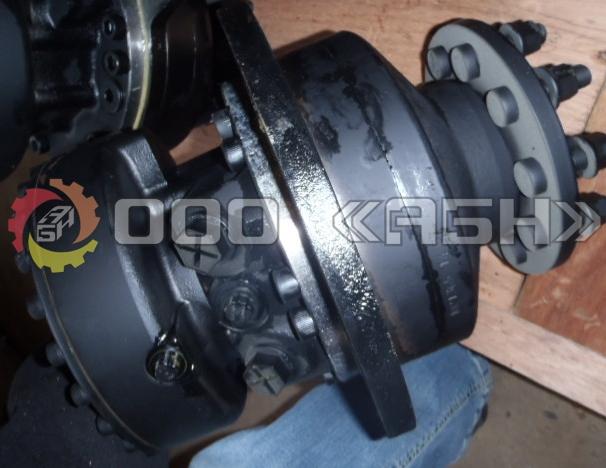 Гидравлический мотор Bosch Rexroth MCR5A470282S130Z32B1M2W 12F6SO433K