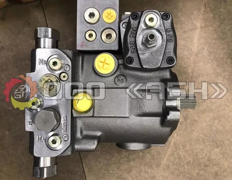 Гидравлический насос Bosch Rexroth A4VG105DE8DT1/32R-NSFXXF071DR