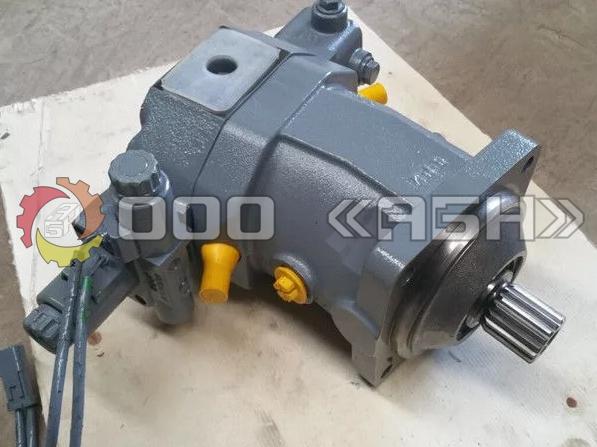 Гидравлический мотор Bosch Rexroth A6VM107EZ3/63W-VAB027DB