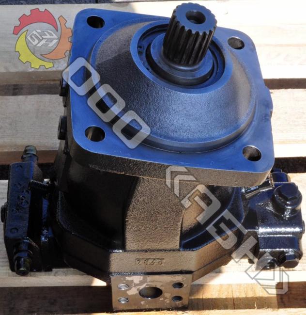 Гидравлический мотор Bosch Rexroth A6VM80DA1/63W-VZB020B